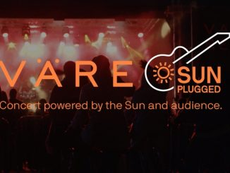 Sunplugged music festival logo