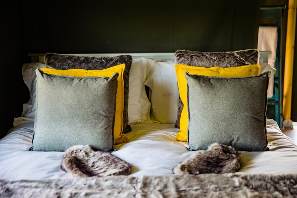 Cool Camping bed