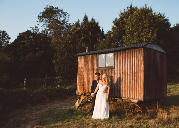 Vintage Shepherds Hut