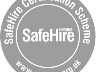 Safehire's logo