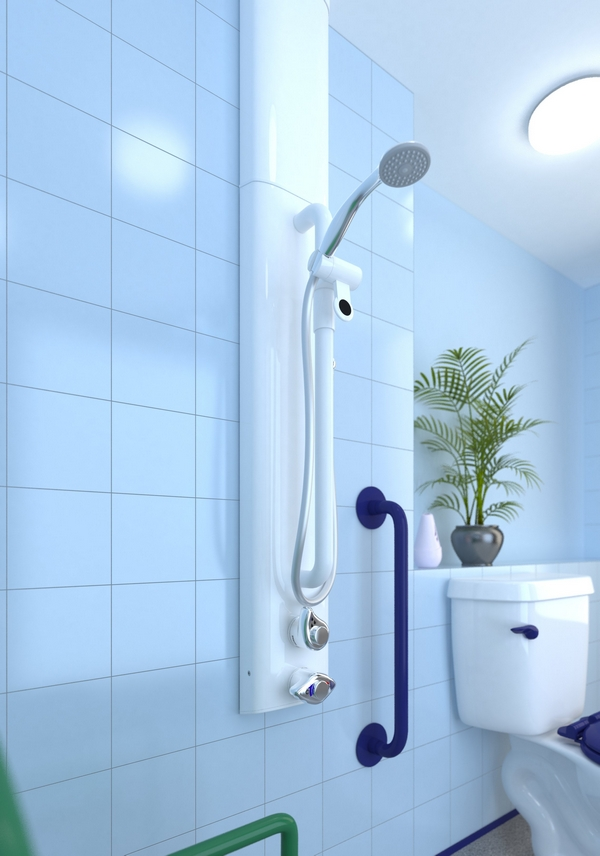 Accessible and Inclusive Showering from Horne   Open Air ...