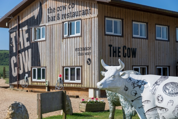 Tapnell restaurant 'The Cow'