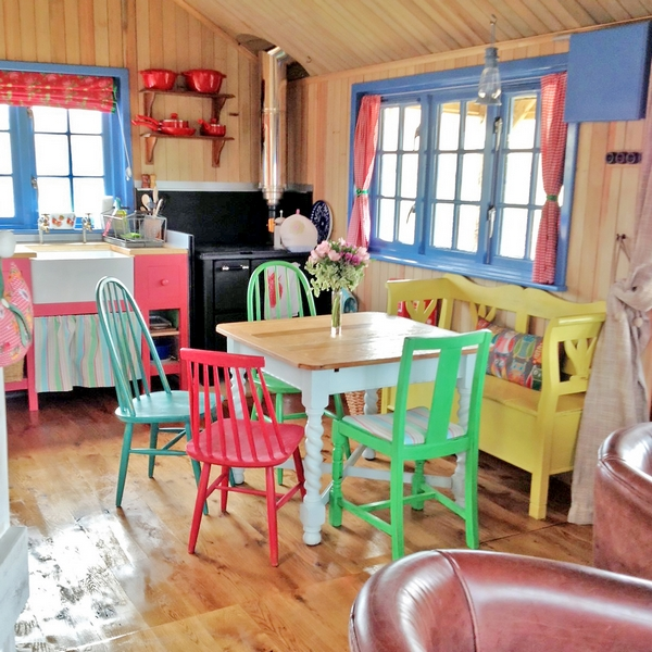 Pet friendly Glamping cabin
