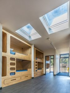 Eco-bunkbox interior