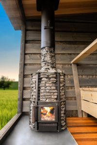 Finvision sauna