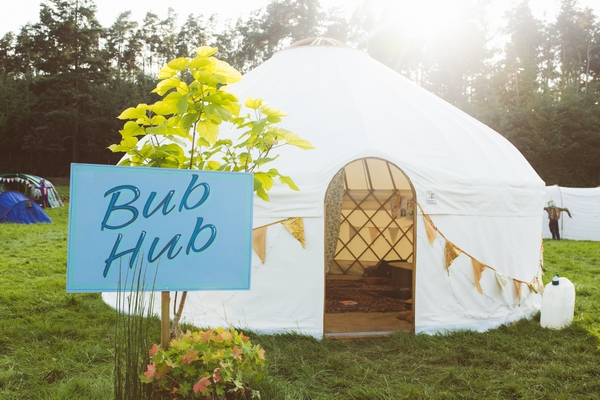 Starry Skies 'Bub Hub' tent