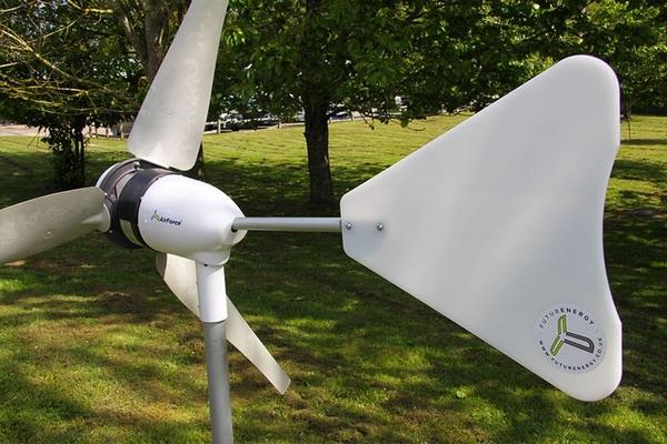 Mini airforce turbine