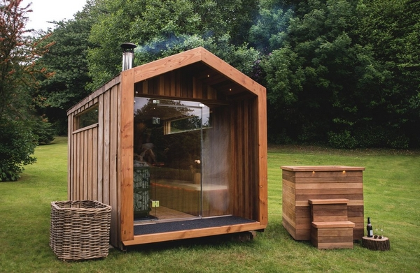 Bespoke Heartwood Sauna hut