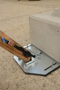 No peg tent system from Tentipi