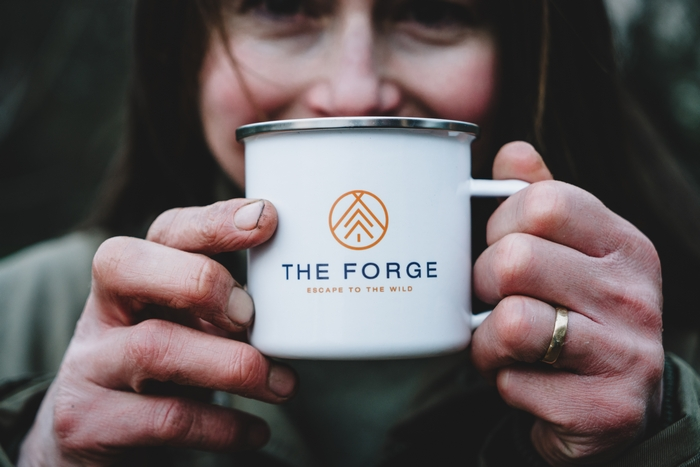 The Forge mug merchandise