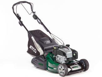 New ATCO lawnmower