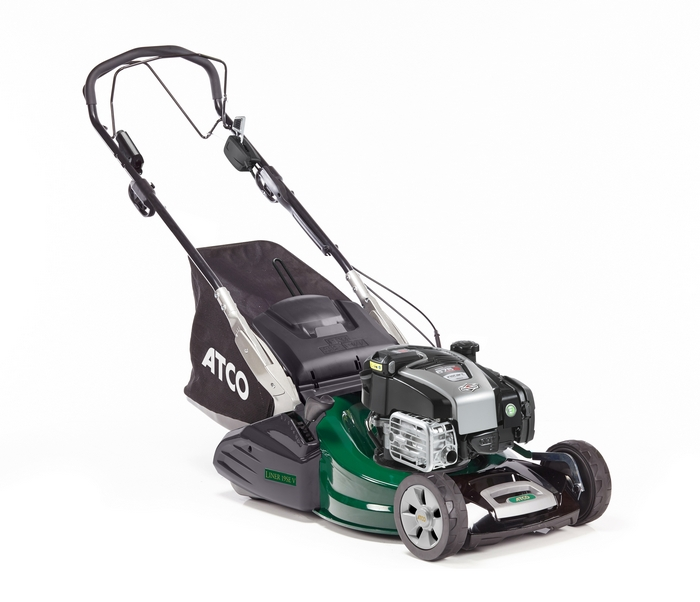 New ATCO lawnmower