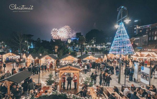 Bournemouth Christmas market