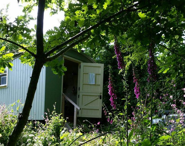 Copsegrove Farm wilderness accommodation