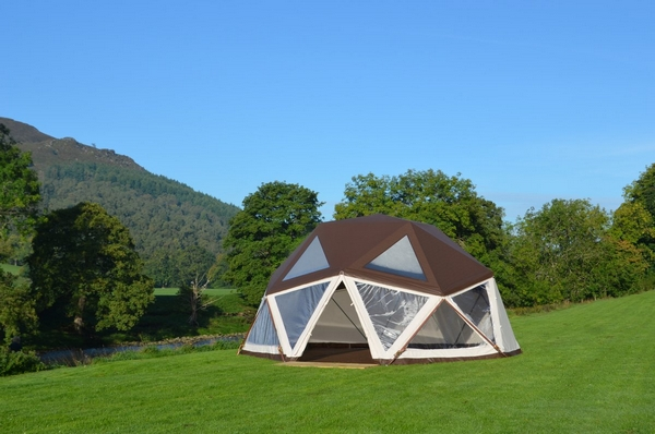 The Geodesic Dome from BCT Outdoors