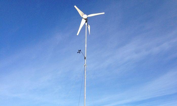 FuturEnergy Wind Turbine