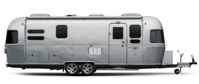 Lowdhams Airstream caravan
