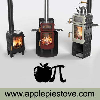 Ekol Stoves Apple Pie