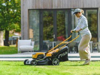SMART energy lawnmowers