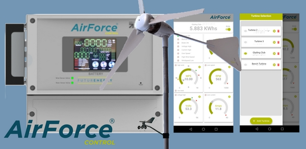 FuturEnergy's new micro wind turbine controller