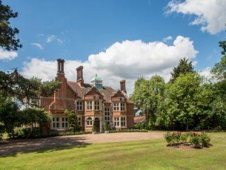 Baddow Park House