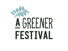 A Greener Festival logo