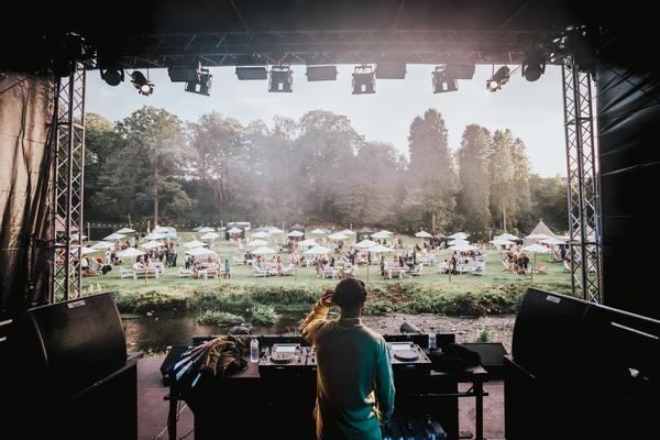 Gisburne Park estate DJ