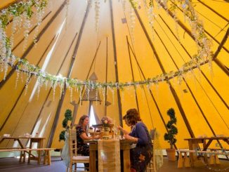 Tipi Tea Room