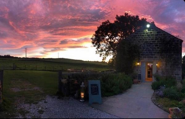 Chilli Barn sunset
