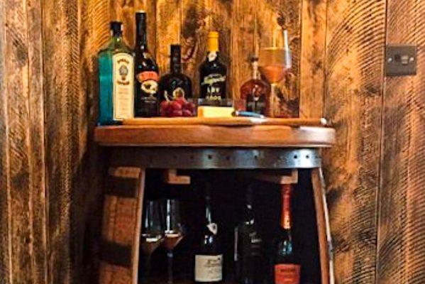 Pub In A Barrel
