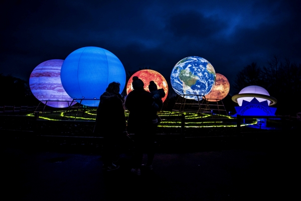 Chester zoo planets