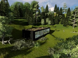 Planned pods for golf course in Monmouthshire