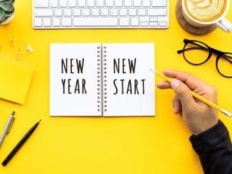 New Year, New Start