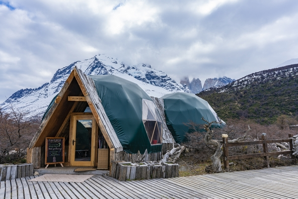 Accommodation in the mountains