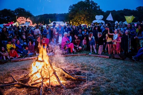 ALSO festival firepit