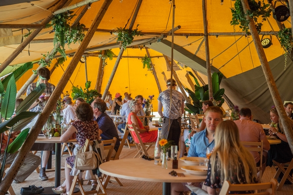 Event in tipi