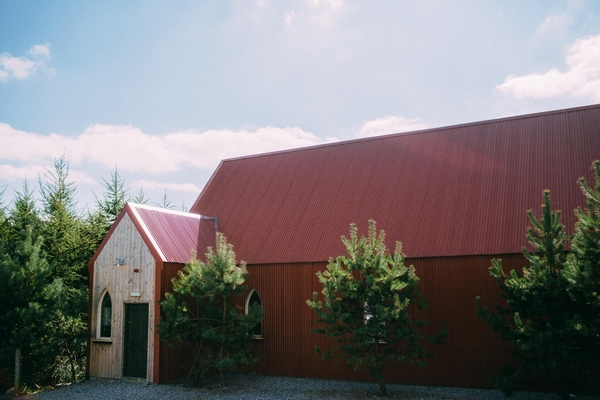 Barn at Mount Druid