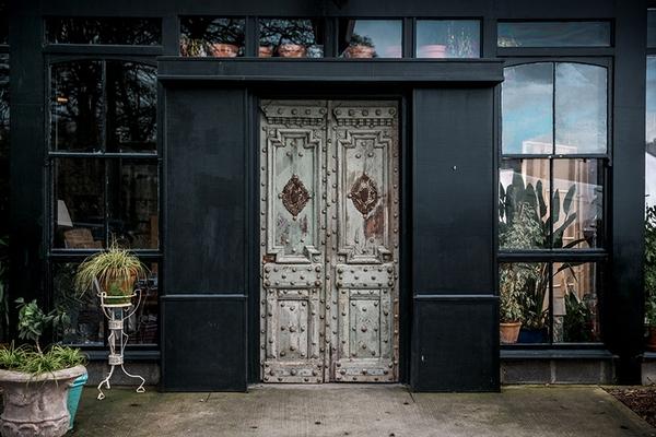 Mount Druid front door