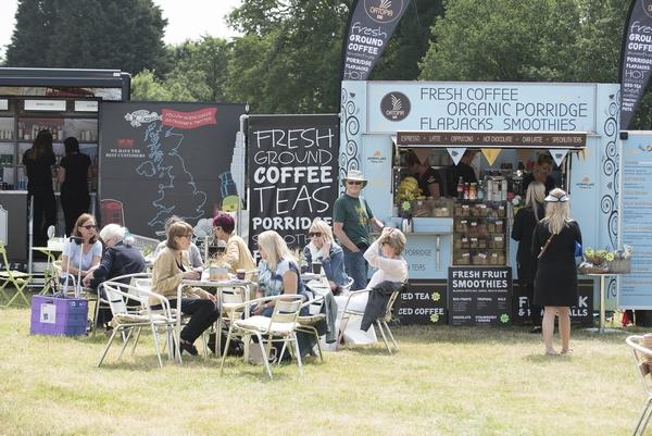 Wealden Times Midsummer Fair catering