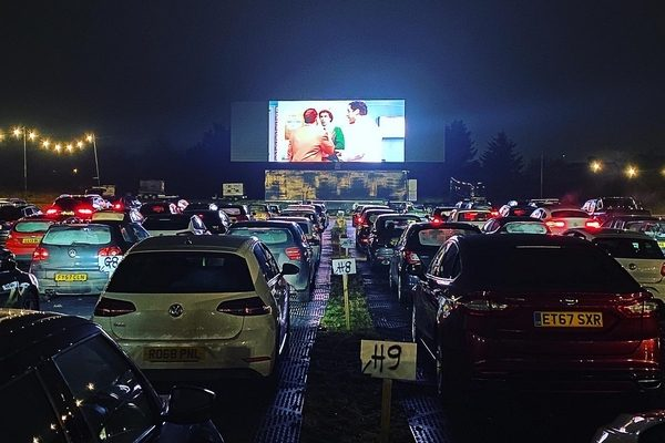 Beaconsfield drive through cinema