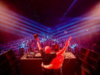 DJ at festival