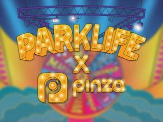 Parklife X pinza advertisment