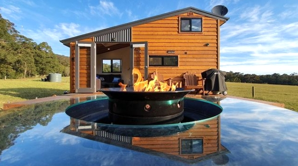 The Qube Eco Tiny Home