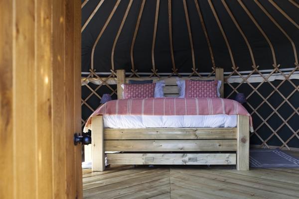 Raynham Estate accommodation bedroom