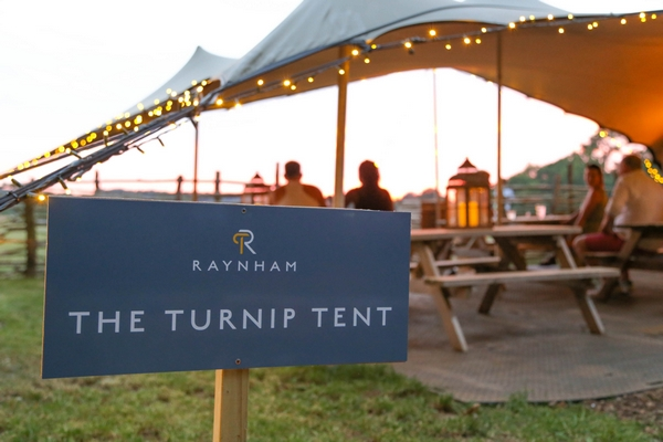 The Turnip Tent