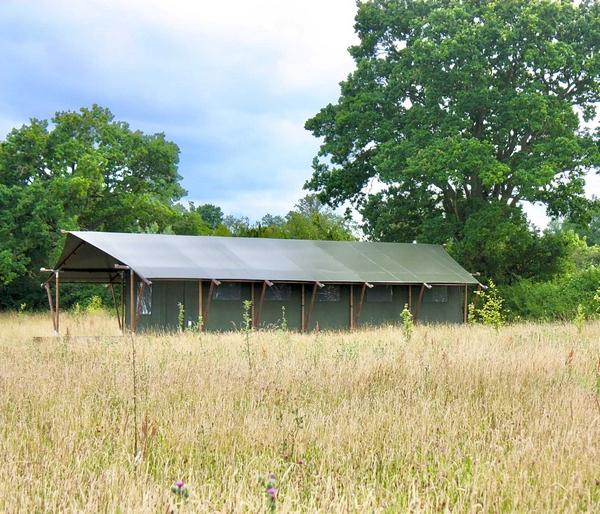 Swallowfield Glamping Retreat barn