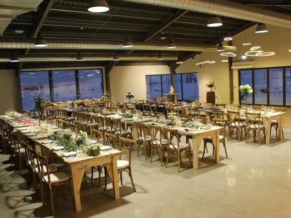 Cairns Farm Estate dining hall