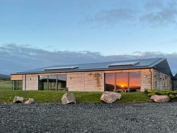 Cairns Farm Estate building exterior