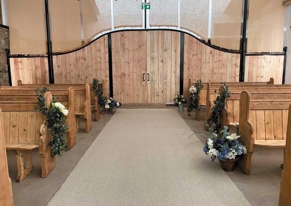 Cairns Farm Estate chapel