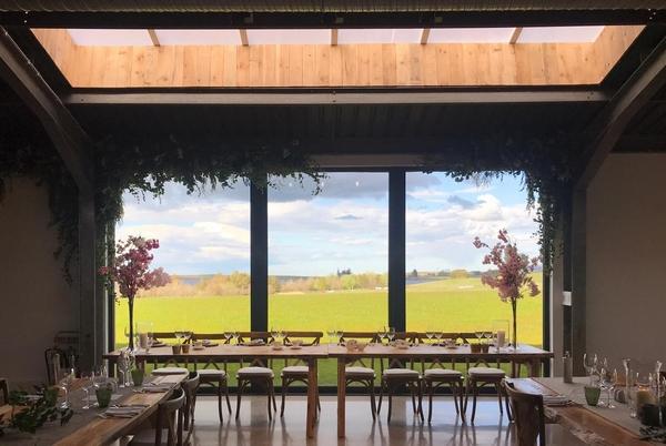 Cairns Farm Estate function venue views